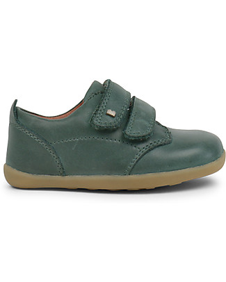 Bobux Step-Up Port Shoe, Forest - Ultra flexible, perfect for first steps! Shoes