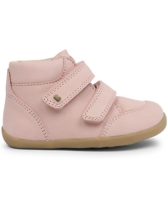 Bobux Step-Up Timber Boot, Blush – Comfort for first steps! Shoes