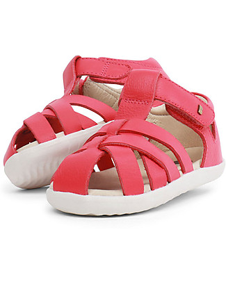 Bobux Step-Up Tropicana Sandal, Watermelon – Ultra flexible, perfect for first steps! Shoes