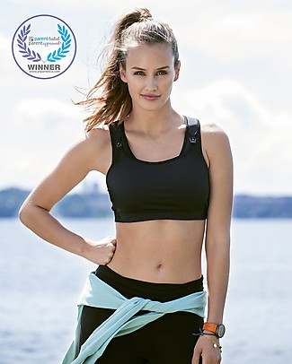 Boob Fast Food Maternity Sports Bra - Removable Cups! Bras