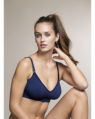 Boob Fast Food Nursing Bra - Navy Bras