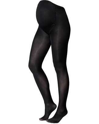 Boob Maternity Tights - Black - 70D Tights