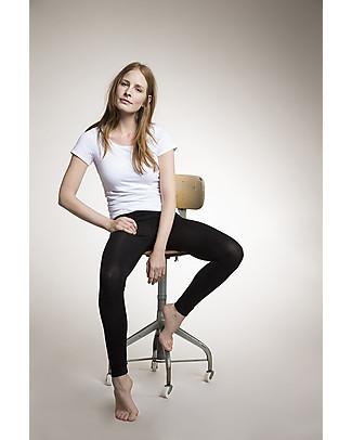 Boob Nursing Top Short Sleeve - White - Organic Cotton T-Shirts And Vests