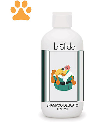 Bubble&CO Animal Shampoo Biofido, 250 ml - Soft and Soothing Pet Grooming
