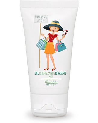 Bubble&CO Hand Sanitiser and Moisturiser, Shopping, 50 ml – Ideal for delicate skin! Baby Wipes