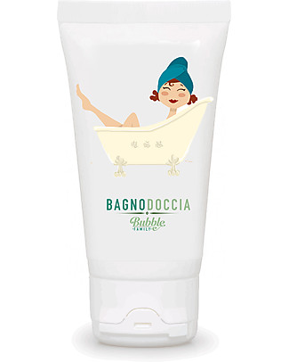 Bubble&CO Mum + Dad Shower Gel, Minisize 50 ml null