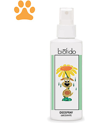 Bubble&CO Animal Spray Biofido, 150 ml - Anti-odor Pet Grooming