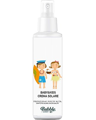 Bubble&CO High Protection Spray Sun Lotion 50+ - 100 ml Sun Screen