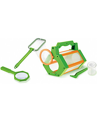 Buki Insect Explorer Kit - 4 Pieces Science and Nature