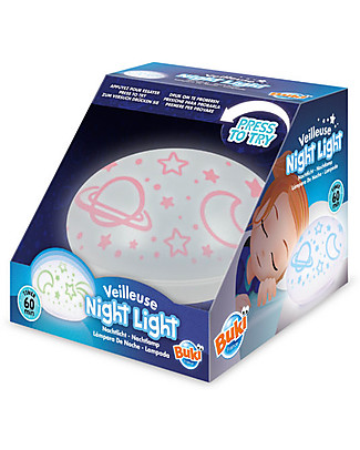 Buki Night Lamp - With 60-minute Timer! Nightlights