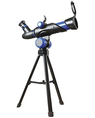 Buki Starter Telescope with 15 activities - For Night and Day! Science and Nature