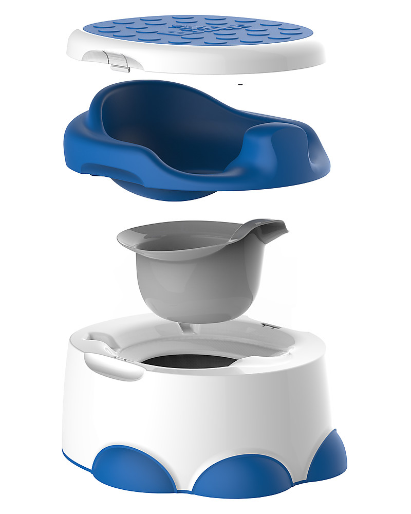 Bumbo Step N Potty 3 In 1 Potty Trainer Toilet Trainer