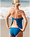 Cache Coeur Bloom, Maternity Tankini Swimsuit - Blue Swimsuits