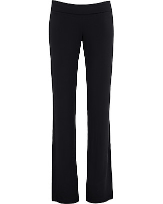 Cache Coeur Serenity Maternity Pants, Black - Soft bamboo fabric! Trousers