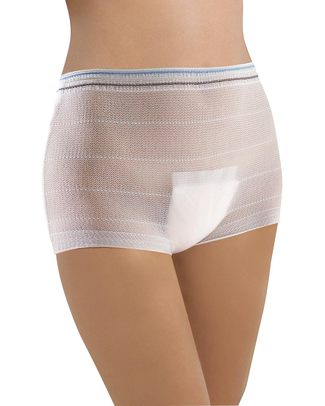 Carriwell Pack of 5 Disposable Hospital Panties- each panty can be washed 10 times! Briefs