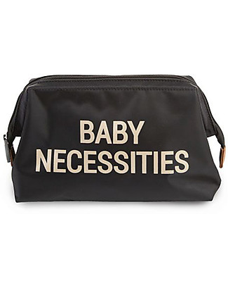 Childwood Baby Necessities, Beauty Case - Black Diaper Changing Bags & Accessories