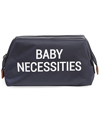 Childwood Baby Necessities, Beauty Case - Navy Diaper Changing Bags & Accessories