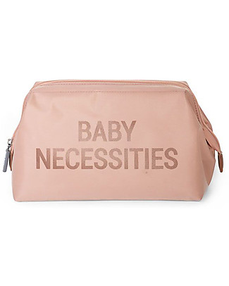Childwood Baby Necessities, Beauty Case - Pink Diaper Changing Bags & Accessories