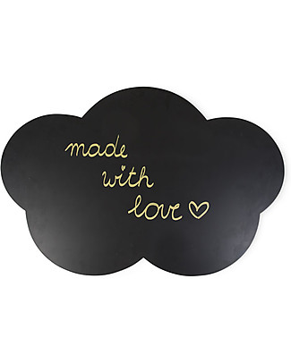 Childwood Big Cloud Blackboard, 90x50 Room Decorations