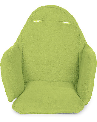 Childwood Cushion Tricot for Evolutive High Chair Evolu 2 Chair, Lime High Chairs
