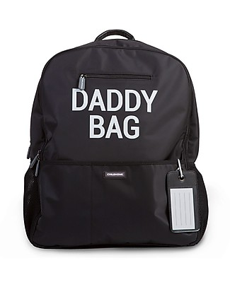 Childwood Daddy Bag BackPack, 40x20x47 cm, Black Large Backpacks