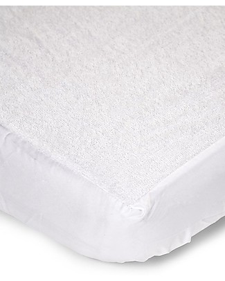 Childwood Mattress Waterproof Protection, 70x140 cm - White Mattresses