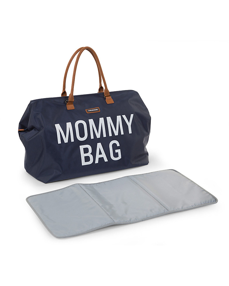 Childwood Mommy Bag Diaper 55 X 30 Cm Navy Includes