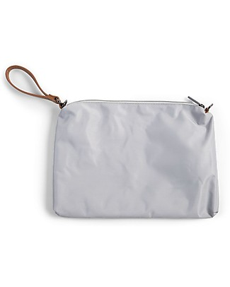 Childwood Mommy Treasures, Clutch Bag 33 x 23 x 3 cm, White and Grey Diaper Changing Bags & Accessories