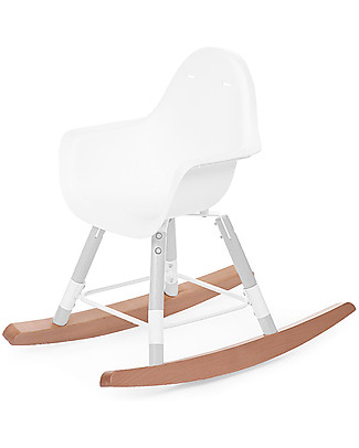 Childwood Rocking Bars for Evolu 2 Evolutive Chair, Natural High Chairs
