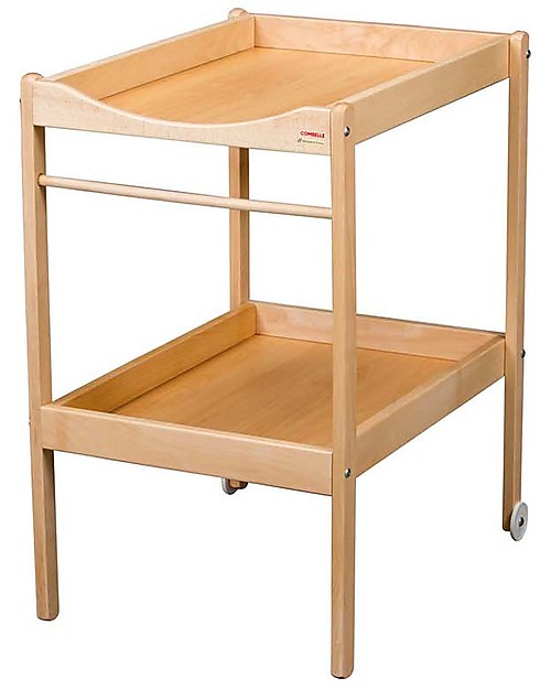 Combelle Alice, Wooden Changing Table, Natural Changing Tables