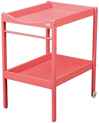 Combelle Alice, Wooden Changing Table, Pink Changing Tables