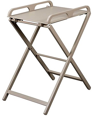 Combelle Jade, Foldable Changing Table, Mint - Light Grey Changing Tables