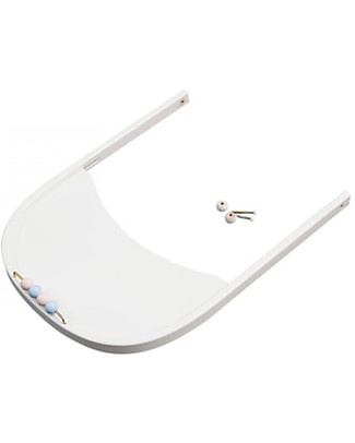 Combelle Removable Tray for Combelle's High Chairs, White - Beautiful and practical! High Chairs