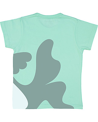 Coq en Pâte Seal T-Shirt, Light Green - 100% Organic Cotton T-Shirts And Vests