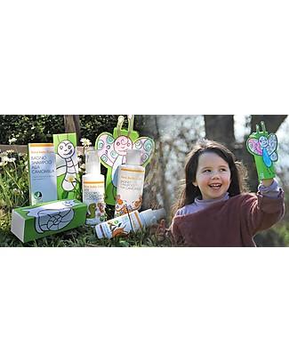 Cosm-Etica Cleansing Water, Baby Gaia range, 100 ml - No rinsing! Kit Toilette Baby