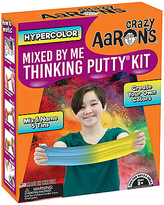 Crazy Aaron Hypercolor Mixed by me Kit, Many Different Colours! - Fun and Safe Outdoor Games & Toys