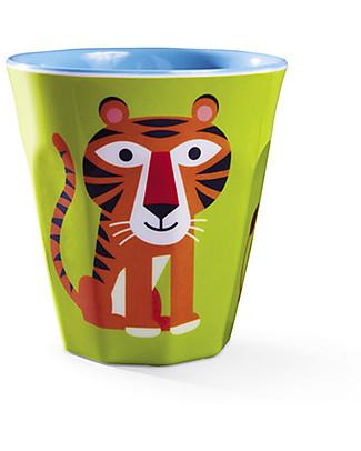 Crocodile Creek Melamine Baby Cup, 230 ml, Animalia - Free from BPA, PVC, phthalates, lead! Egg Cups & Measuring Cups