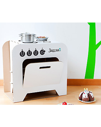 Decoramo Cardboard Kitchen Zoffas - 50 cm tall! Paper & Cardboard