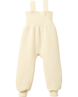 Disana Knitted Trousers, Natural Trousers