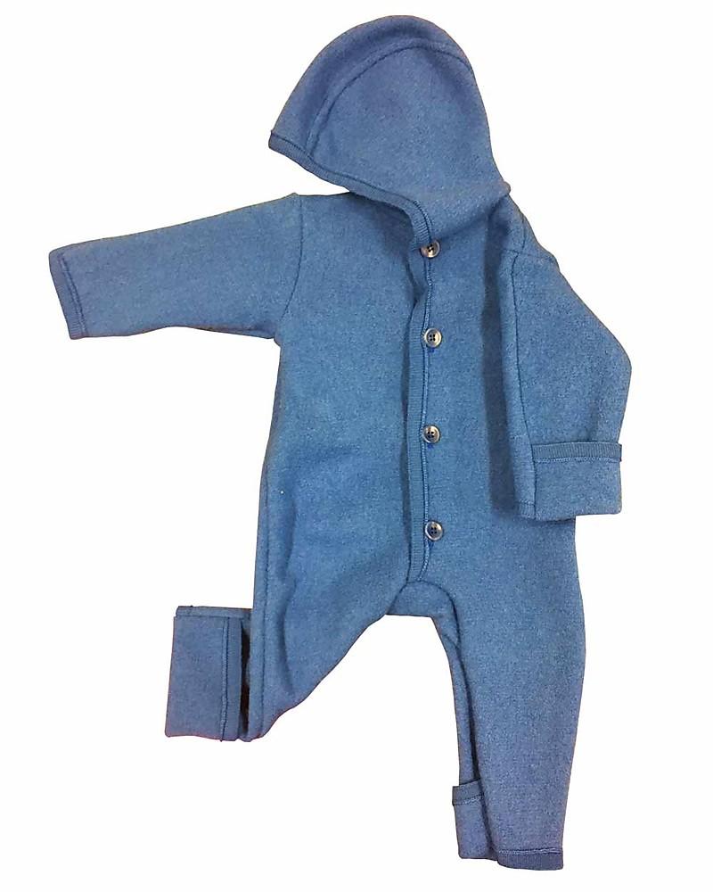 e75d1f46cf27 Disana Long Sleeved Boiled Wool Overall
