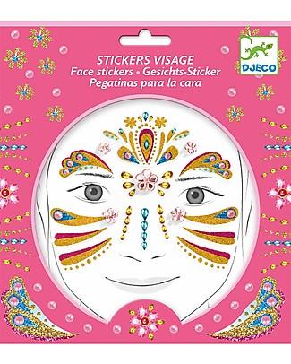 Djeco Face Tattoo - Fairy Tales, Princess null