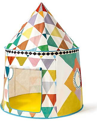 Djeco Multicolored Tent - 106 x 130 cm Tepees & Tents
