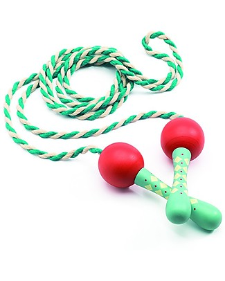 Djeco Skipping Rope Cordelia - 2 Metres Lenght Outdoor Games & Toys