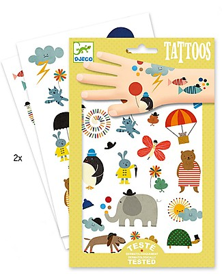 Djeco Tatoos, Pretty Little Things null