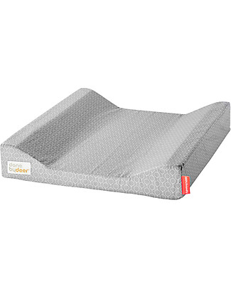 Done By Deer Changing Pad - Balloon - Grey - Suitable from Birth Changing Mats And Covers