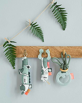 Done By Deer Tiny Toys Gift Box - Tiny Tropics - Suitable from Birth Stroller Accessories