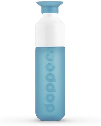 Dopper Dopper Original Bottle, Ocean Collection, Blue Lagoon - 450 ml BPA-Free Bottles