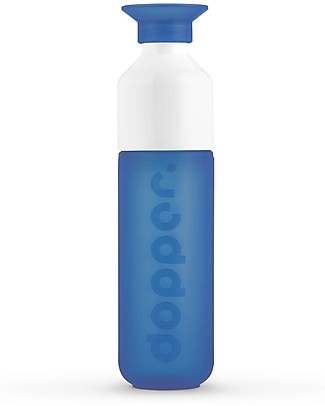 Dopper Dopper Original Bottle, Pacific Blue - 450 ml - BPA and phthalates free! null