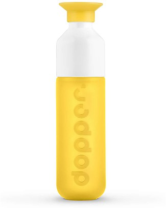 Dopper Dopper Original Bottle, Paradise Collection, Sunshine Splash - 450 ml BPA-Free Bottles