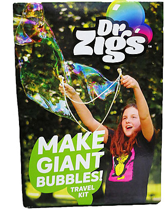 Dr Zigs Travel Kit, Wands and Rope included - For all Ages Outdoor Games & Toys